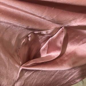 Victoria's Secret Intimates & Sleepwear - Victoria Secret Light Pink Silk Robe